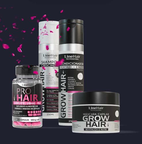 Tratamento Grow Hair