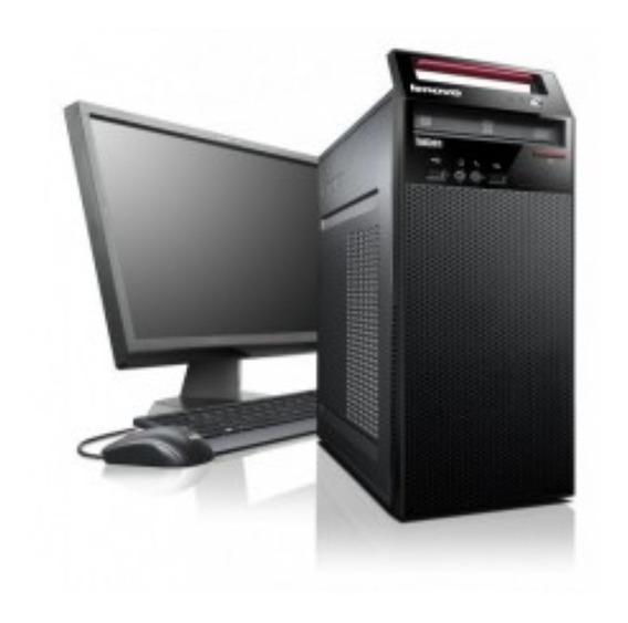 Computador Lenovo I5 4gb Ram 500gb+monitor Led,mouse,teclado