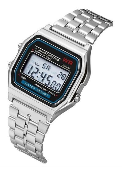 Relógio Wr Led Digital
