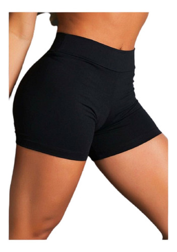 Short Suplex Academia Fitness Feminino  Cós Alto - Wolfox