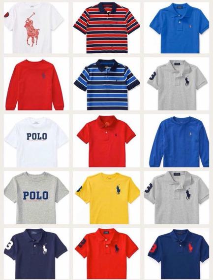 Camisetas Polo Para Niños Sale -50% $19,50