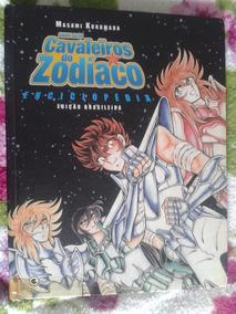Enciclopédia Ilustrada Dos Cavaleiros Do Zodíaco