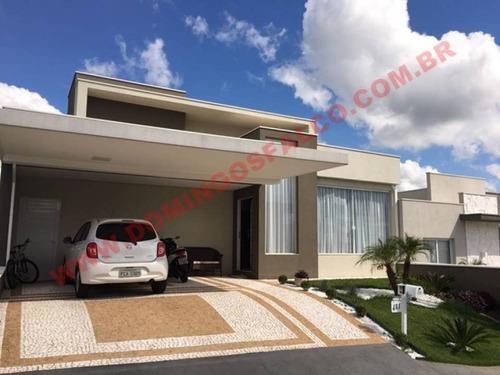 Imagem 1 de 27 de Venda - Casa Em Condomínio - Residencial Imigrantes - Nova Odessa - Sp - D5070