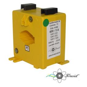 Transformador De Corrente - 600/5a - 0,6c5,0 - 60hz