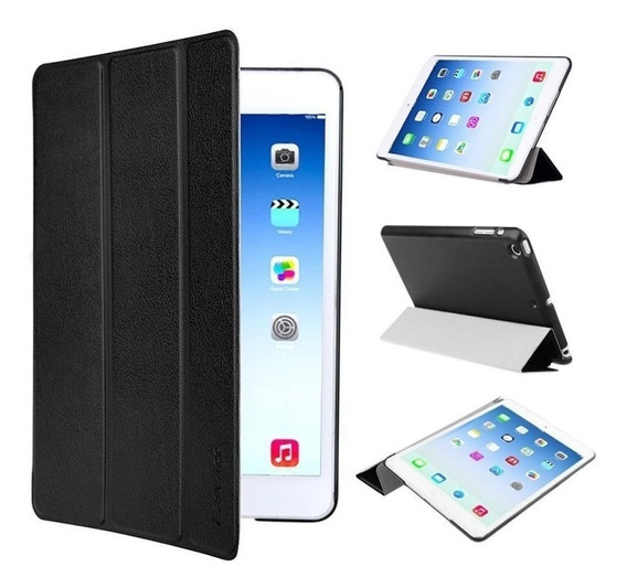 Capa Smart Cover iPad New 6 2018 9.7 A1954 A1893 + Película