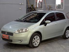 Fiat Punto Elx 1.4 Nafta 2010 5 Puertas Color Gris Verdoso