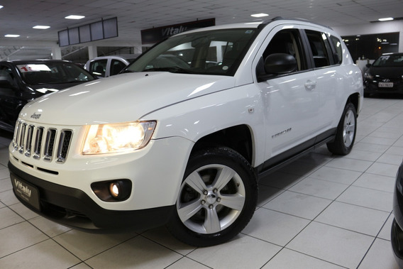 Jeep Compass Sport 2.0 Aut!!!!!! Top!!! Teto!!!!