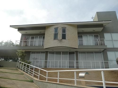Casa Com 3 Dormitórios À Venda, 428 M² Por R$ 1.900.000 - Condomínio Residencial Dos Lagos - Itupeva/sp - Ca0111