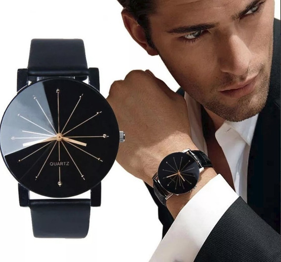 Reloj Para Hombre Casual De Moda