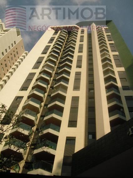 Apartamento Para Venda, 1 Dormitórios, Morumbi - São Paulo - 2594