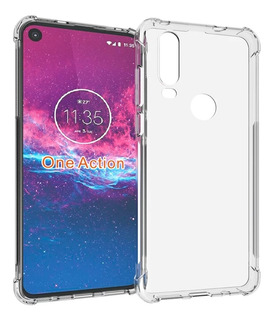 Motorola One Action - Carcasa, Case, Funda Protectora