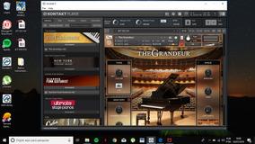 Piano Kontakt New York Concert Grand+ The Grandeur