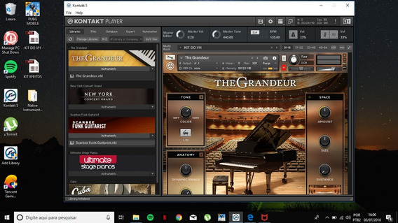 Piano Kontakt New York Concert Grand+ The Grandeur