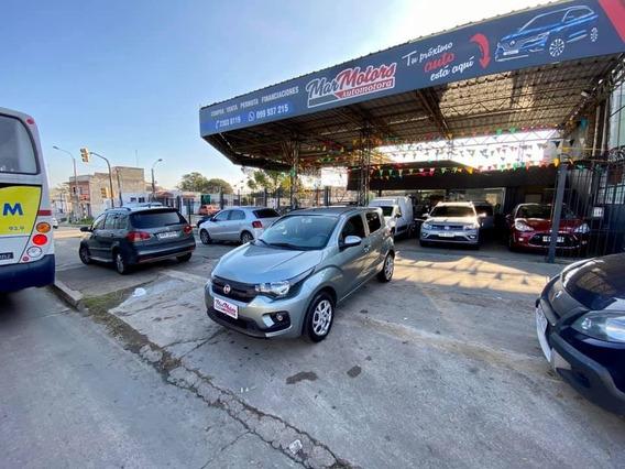 Fiat Mobi ((mar Motors))