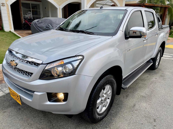 Chevrolet Luv D-max Dmax 2.500 4x4 Full 2016