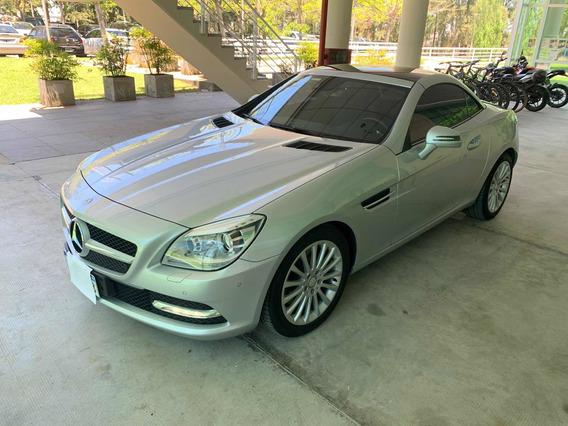 Mercedes-benz Clase Slk 1.8 Slk250 Cgi B.efficiency At 2016