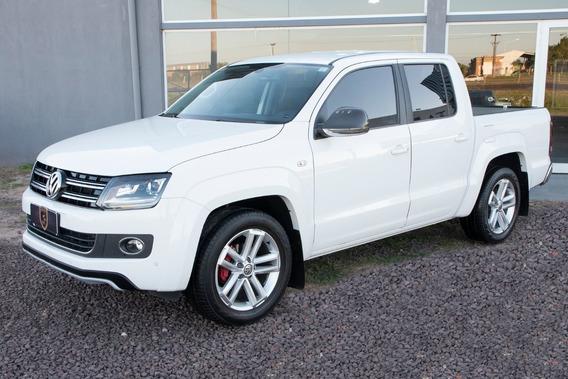 Volkswagen Amarok Ultimate D/c 2.0 4x2 At (2016)