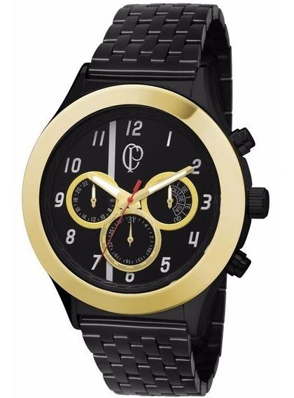Relógio Technos Masculino Corinthians Oficial Corvx9jaa/4p