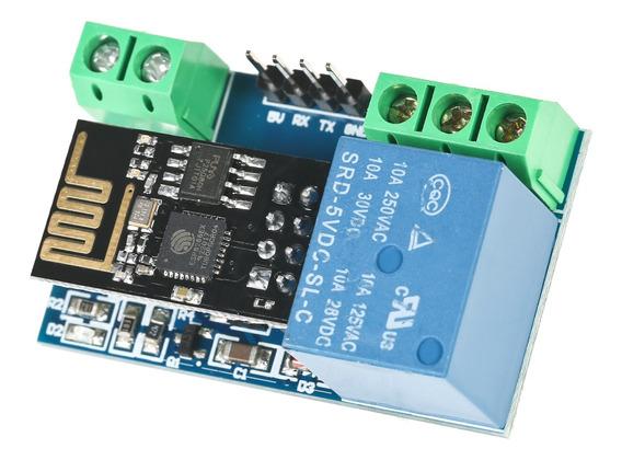 Esp8266 5 V Wi-fi Relé Módulo Placa Iot Smart Home Remoto