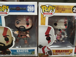 Figura Funko Kratos God Of War Kratos 25 Y 269