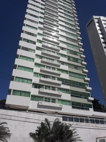 Apartamento Com 3 Dormitórios À Venda, 300 M² Por R$ 1.400.000,00 - Areia Preta - Natal/rn - Ap5962