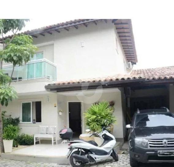 Excelente Casa Em Condomínio Em Camboinhas - Ca1380