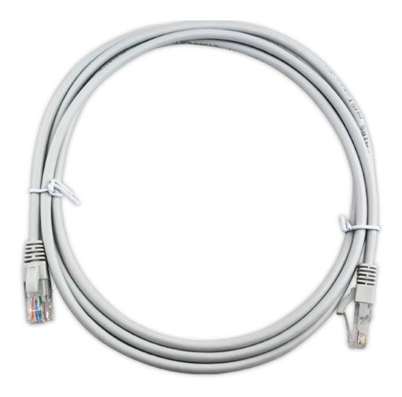 Cable De Red Patchcord 15 Metros Utp Cat5e Inyectados