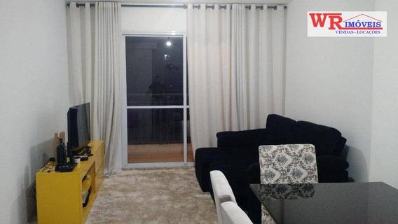 Apartamento Com 3 Dormitórios À Venda, 87 M² Por R$ 380. - Centro - São Bernardo Do Campo/sp - Ap2635