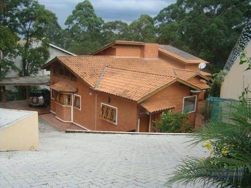 Casa Residencial À Venda, Parque Nova Jandira, Jandira - Ca0317. - Ca0317