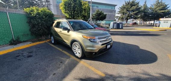 Ford Explorer 4.0 Xlt V6 Tela Sync 4x2 Mt 2012
