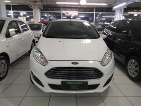 New Fiesta Hatch Titanium 1.6 Automático 2014, Pneus Novos!!