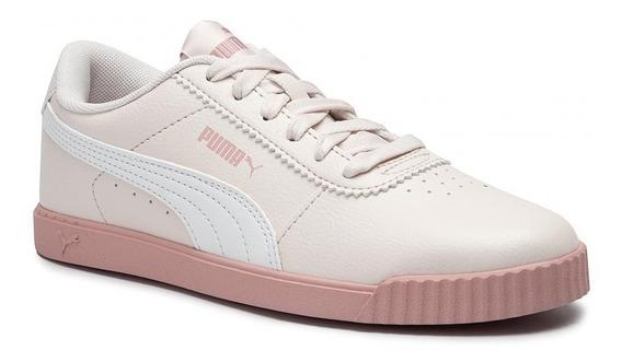 Tenis Puma Carina Slim Sl Rosa Pastel 370548 03