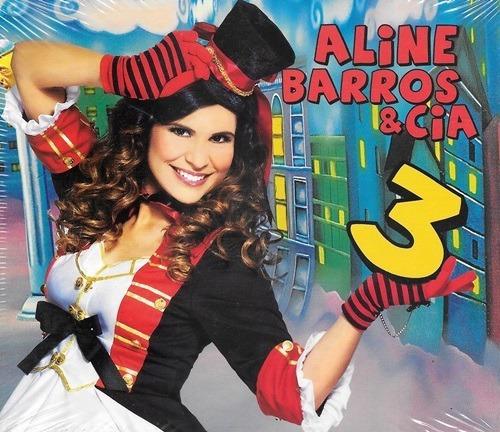 Cd Aline Barros E Cia 3
