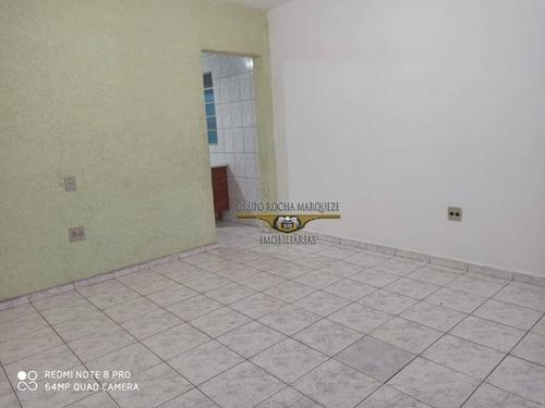 Casa Com 2 Dormitórios Para Alugar, 80 M² Por R$ 1.300,00/mês - Jardim Vila Formosa - São Paulo/sp - Ca0845