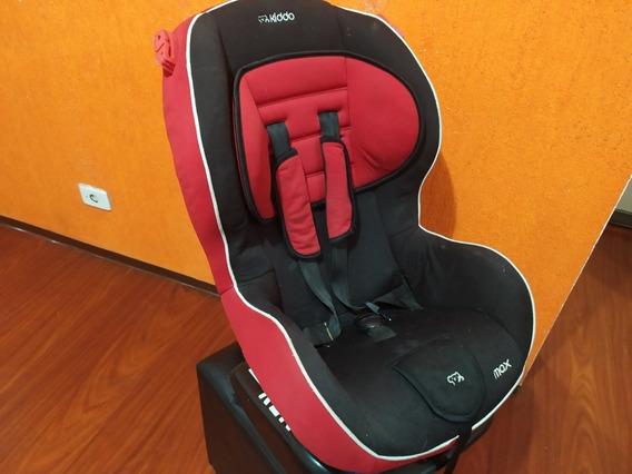 Cadeira Auto Kiddo Max Vermelho
