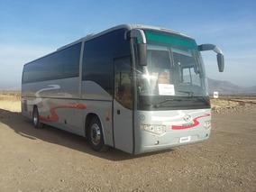 Bus Higer 45 Pasajeros Motor Cummins 110.000 Kms