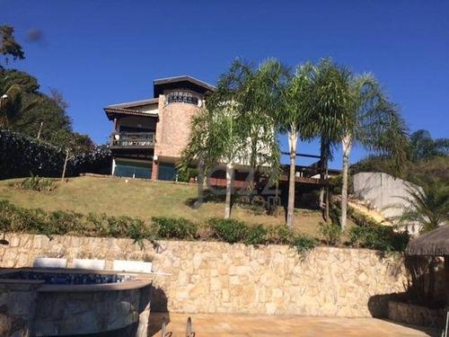 Chácara Com 5 Dormitórios À Venda, 3000 M² Por R$ 2.990.000,00 - Monterrey - Louveira/sp - Ch0195