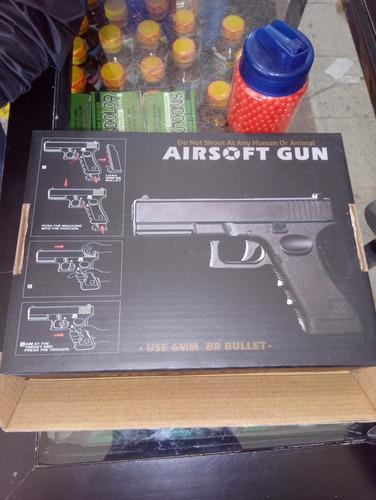 Pistola A Valín Resorte