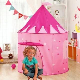 Carpa De Juego Para Niños Castillo De Princesa Tienda De Cam