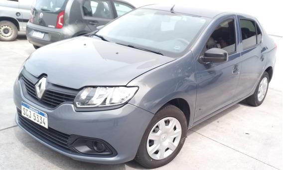 Renault Nuevo Logan Authentique 1600 Año 2017 Impecable