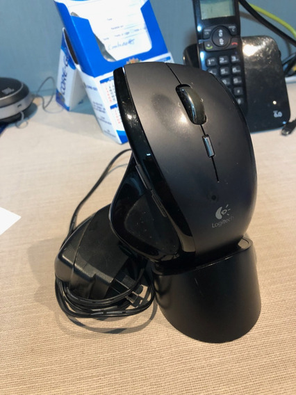 Mouse Logitech Mx Revolution Performance Laser Seminovo