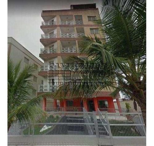 Imagem 1 de 17 de Excelente Apartamento Mobiliado Em Praia Grande, Vila Caiçara - V5561