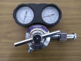 Regulador De Oxigeno Para Cilindro