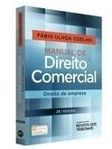 Manual De Direito Comercial - Fabio Ulhoa - 28ª Ed. + Brinde