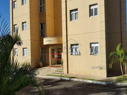 Apartamento Com 1 Dorm, Jardim Rosim, Pirassununga - R$ 135 Mil, Cod: 10122700 - V10122700