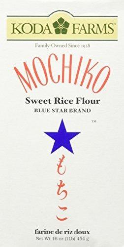 Mochiko (harina De Arroz Dulce) - 16oz [paquete De 1]