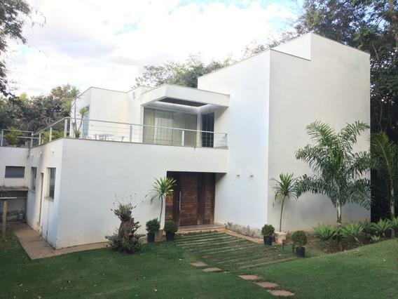 Casa Em Condomínio Com 3 Quartos Para Alugar No Condomínio Aldeia Da Cachoeira Das Pedras Em Brumadinho/mg - 1757