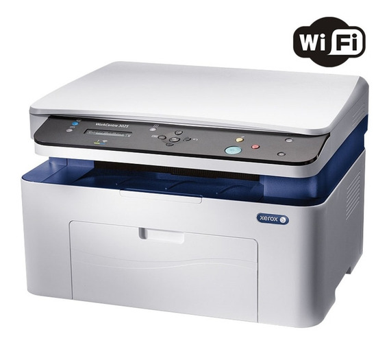 Multifuncional Laser Mono Wireless Workcentre 3025/bi Xerox