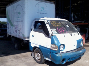 Deshueso Dodge Hyundai H100 Con Caja Seca Piezas Impecables