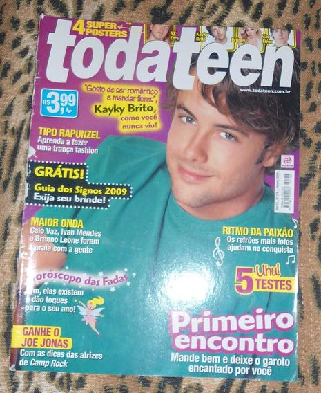 Revista Todateen Com Kayky Brito Usada